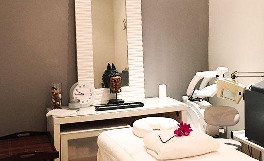 Salas tratamientos estéticos