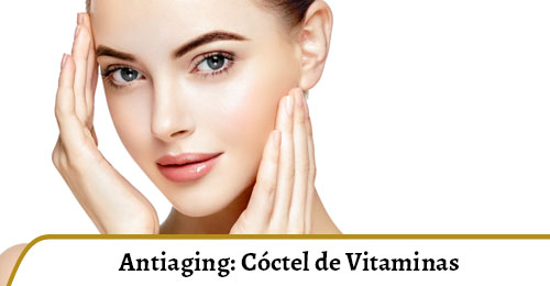 coctel de vitaminas antiaging
