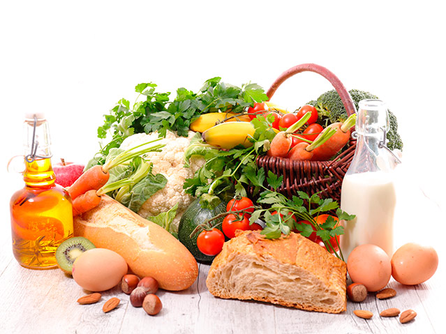 Plan de nutrición para bajar de peso