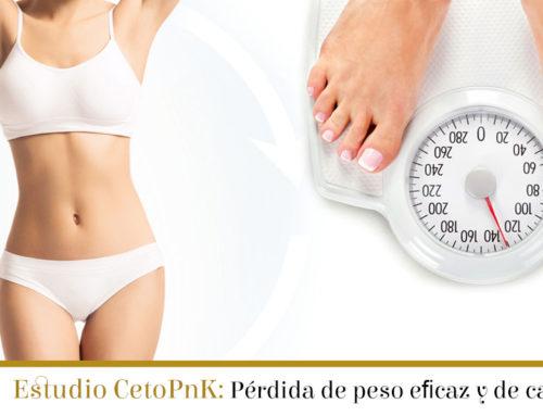 Estudio CetoPnK: Pérdida de peso eficaz y de calidad