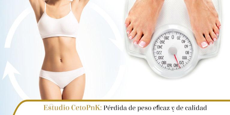 pérdida de peso eficaz y de calidad