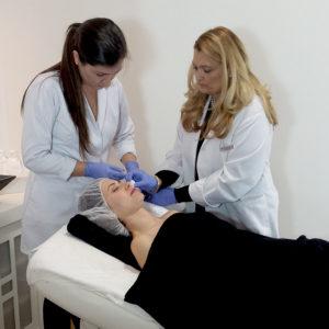 tratamiento para eliminar ojeras en Aravaca