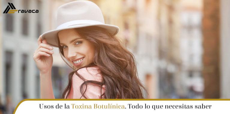 usos de la toxina botulínica