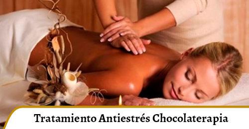 chocolaterapia corporal