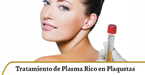 Tratamiento facial regenerativo de Plasma Rico en Plaquetas