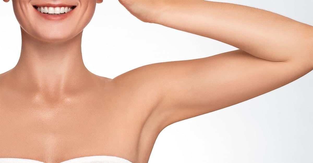 liposucción brazos sin cirugía