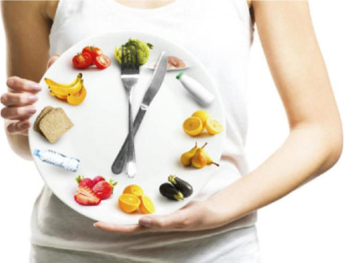Costumbres sana para empezar el año perdiendo peso